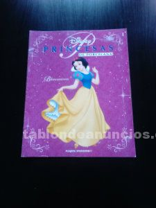 Colección princesas de porcelana disney