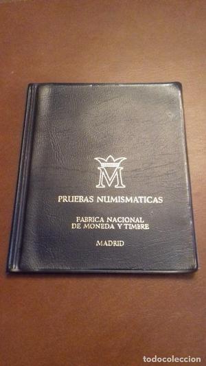 Cartera de Juan Carlos I de . Monedas de  y
