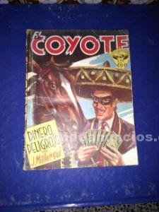 "Novelas ""el coyote"""