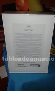 Vendo ipad mini 4 16gb wi-fi+cellular silver completamente