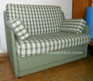 Sofa cama de una plaza.