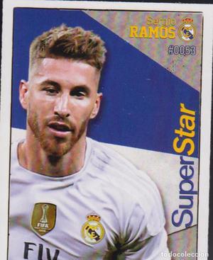 53.- SERGIO RAMOS (R. MADRID) QUIZ GAME  (MUNDICROMO