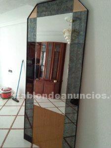 Mueble entrada recibidor espejos