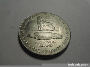 preciosa moneda de Elizabeth II del