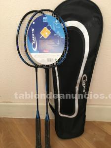 Juego de badminton – para estrenar – 5€