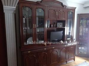 Mueble y mesa de salón