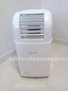 Se vende aire acondicionado portátil