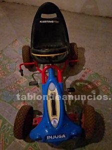 Kart a pedales infantil