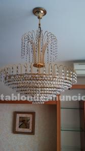 Conjunto de dos lamparas de comedor
