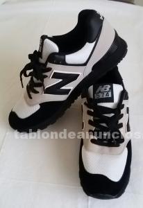 Vendo zapatillas nuevas en talla 42