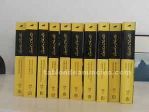 Colección agatha christie