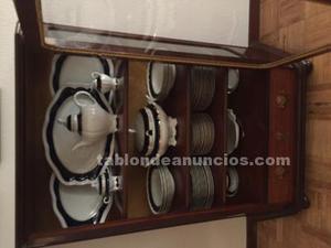 Vendo vajilla de porcelana bidasoa de 84 piezas