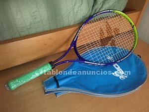 Raquetas de tenis junior a estrenar: