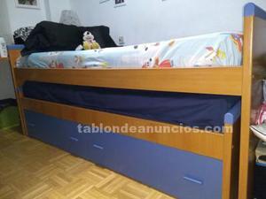 Dormitorio infantil juvenil