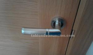 Manillas puertas interiores vizcaya galdakao posot class for Manillas puertas interiores