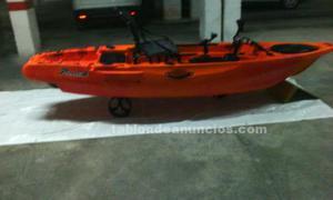 Se vende kayak pionner cazador (pesca)