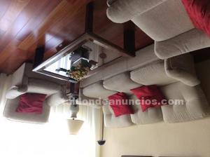 Vendo sofa 3 plazas + 2 butacas