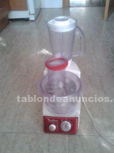 Robot de cocina moulinex masterchef