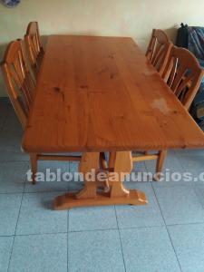 Urge vender muebles de comedor