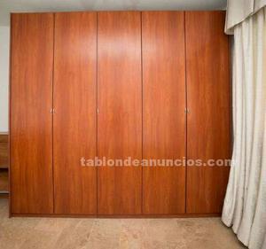 Armario dormitorio de 5 puertas