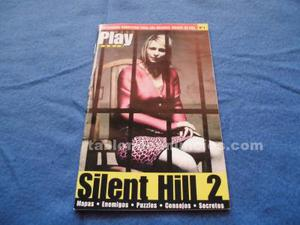 Guia silent hill 2 ps2 numero 1 play mania playstation 2 muy