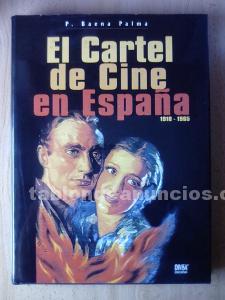 El cartel de cine en españa de b. Palma