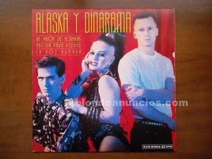Alaska y dinarama - un millón de hormigas (maxi single)