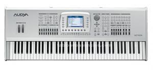 Vendo teclado ketron audya 76 hd profesional.