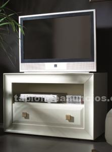 Mueble de television de madera