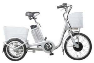 Vendo triciclo de 3 ruedas eléctrico sin estrenar