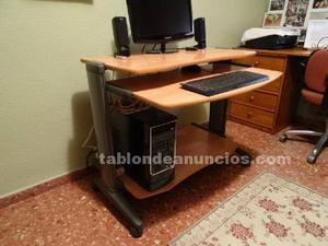 Pc de sobremesa completo. Intel celeron ghz, 2gb