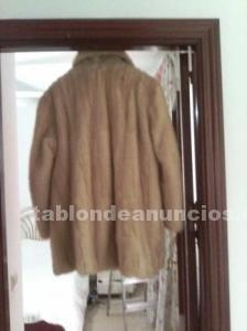 Tourmaline mink fur offer