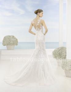 Vendo vestido de novia cuerpo sirena precioso