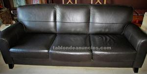 Se vende sofá de polipiel