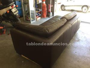 Sofa piel rochebobois