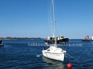 Vendo barco de vela jeanneau alize listo para navegar