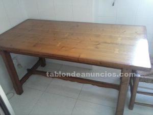 Conjunto mesa y sillas de cocina