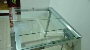 Mesa de cocina de cristal,nueva ocasión