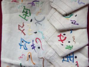 Manteleria de lino