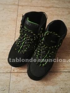 Botas calzado montaña