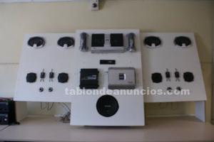 Equipo de audio con mueble, especial enseñanza
