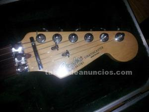 Fender stratocaster american standard  sunburst – floyd