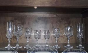 Cristalería sin usar