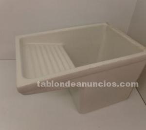 Lavadero pila de lavar la ropa posot class - Pilas de lavar con mueble ...