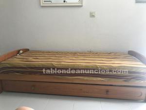 Sofá cama con colchones incluidos