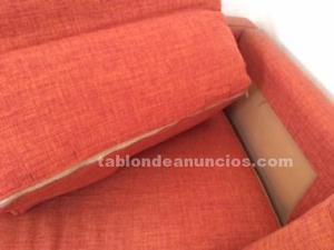Sofá chaise lounge en perfecto estado