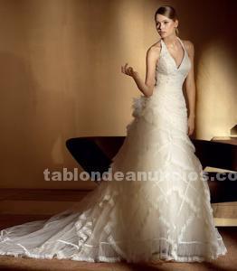 Vendo precioso vestido de novia