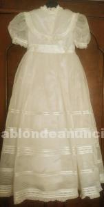 Vestido comunión 200 euros