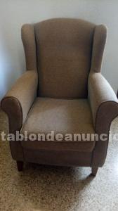 Urge venta de sillón orejero