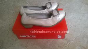 Zapatos piel señora nuevos